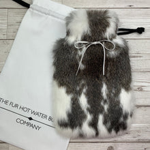 Luxury Rabbit Fur Hot Water Bottle - Small - #224 - Premium/1