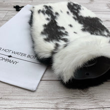 Luxury Rabbit Fur Hot Water Bottle - Large - #163/2