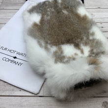 Luxury Fur Hot Water Bottle - Large - #240/2