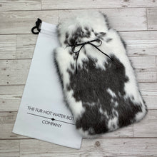 Luxury Fur Hot Water Bottle - Large - #166
