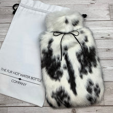 Luxury Rabbit Fur Hot Water Bottle - Large - #171/2
