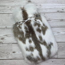 Luxury Fur Hot Water Bottle - Small - #223/3