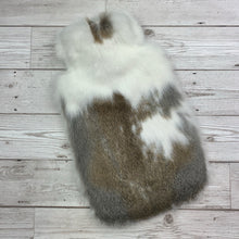 Deluxe Rabbit Fur Hot Water Bottle - 242/3