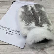 Rabbit Fur Luxury Hot Water Bottle - #132 - photo 4