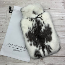 Luxury Rabbit Fur Hot Water Bottle - Large - #169/3