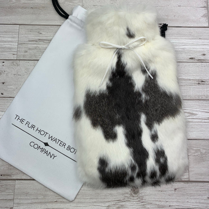 Luxury Fur Hot Water Bottle - Large - #220/1