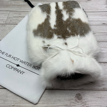 Luxury Fur Hot Water Bottle - Large - #231/3