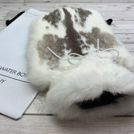 Luxury Fur Hot Water Bottle - Large - #194