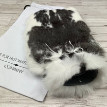 Rabbit Fur Hot Water Bottle - #131 - Photo 3