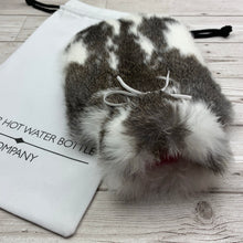 Luxury Rabbit Fur Hot Water Bottle - Small - #224 - Premium/2