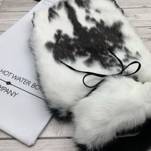 Luxury Rabbit Fur Hot Water Bottle - #243/2