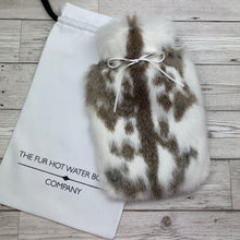 Luxury Fur Hot Water Bottle - Small - #223/1
