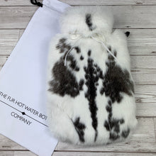 Photo of Real Rabbit Fur Luxury Hot Water Bottle - #139/2