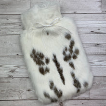 Luxury Fur Hot Water Bottle - Large - #212/1