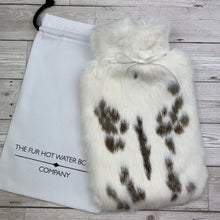Luxury Fur Hot Water Bottle - Large - #212/3