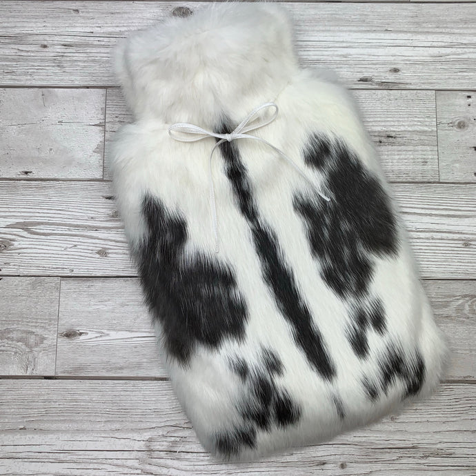 Real Fur Luxury Hot Water Bottle - Large - #215/1
