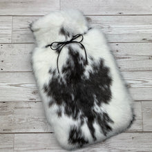 Luxury Rabbit Fur Hot Water Bottle - Large - #169/1