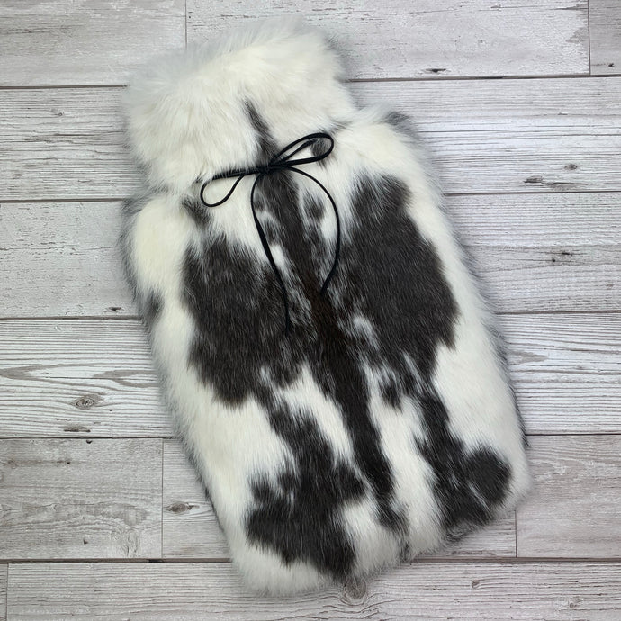 Luxury Fur Hot Water Bottle - Large - #207/1