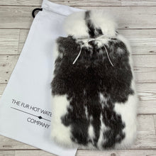 Rabbit Fur Hot Water Bottle - #131 - Photo 4