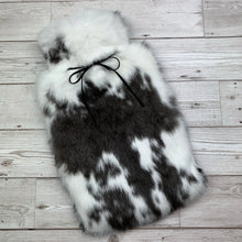 Luxury Fur Hot Water Bottle - Large - #173/1