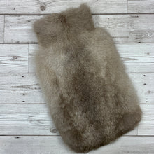 Luxury Rabbit Fur Hot Water Bottle - Large - #259 - Premium
