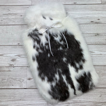 Luxury Fur Hot Water Bottle - Large - #214/2