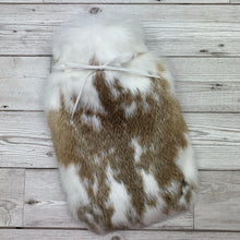 Luxury Rabbit Fur Hot Water Bottle - Small - #226/1