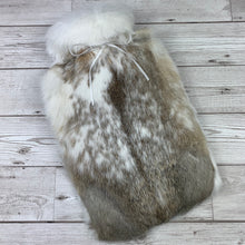 Rabbit Fur Luxury Hot Water Bottle - #138 - photo 1