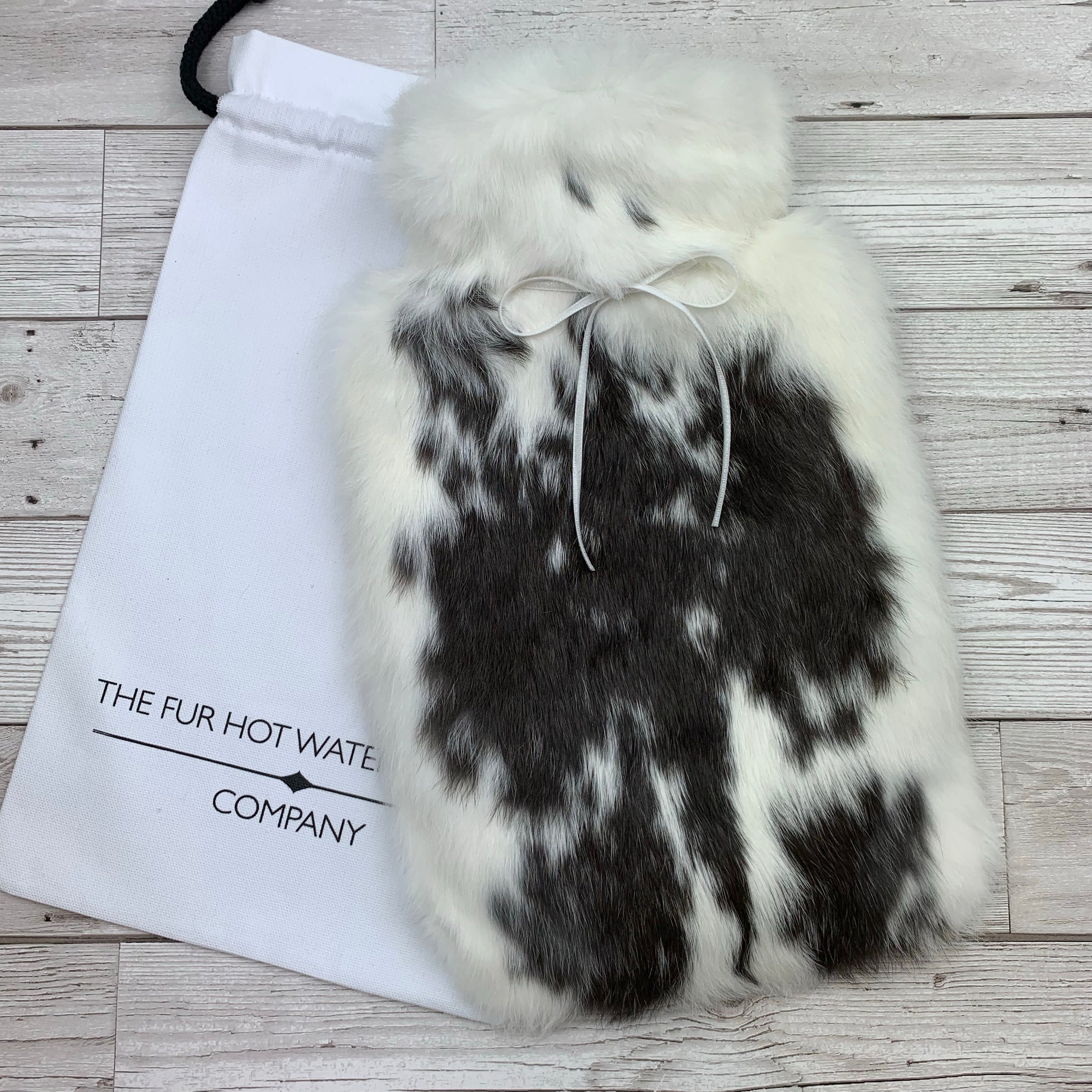 Luxury Fur Hot Water Bottle - Large - #214/1