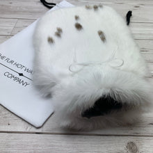 Luxury Fur Hot Water Bottle - Large - #218/2
