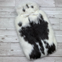 Luxury Real Fur Hot Water Bottle - Large - #221/3