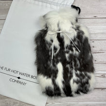 Luxury Real Fur Hot Water Bottle - Small - #190/2