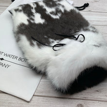 Luxury Fur Hot Water Bottle - Large - #173/2