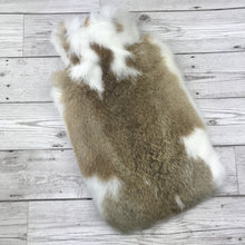 Real Fur Hot Water Bottle - #129 image 1