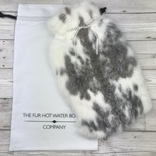 Real Fur Hot Water Bottle #117 image 3