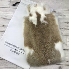 Real Fur Hot Water Bottle - #129 image 3