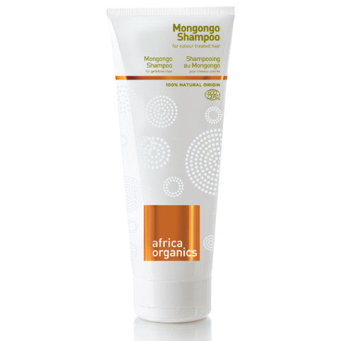 Africa Organics Mongongo Shampoo (for colour treated hair) 200ml