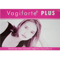 Bioflora Vagiforte Plus 10 pack