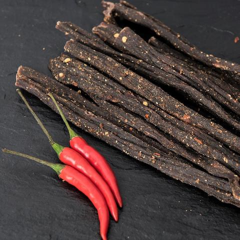 Bull & Bush: Beef Sticks - Chilli Spice 500g & 1kg