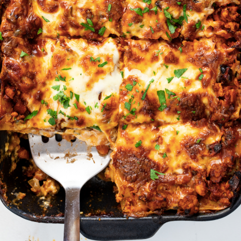 Cremalat CHICKEN Lasagna 650g - Keep Frozen