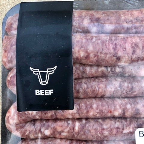 Bull & Bush:  Thin Coriander Boerewors Traditional 1kg