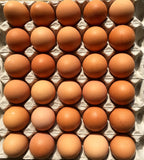 Mooberry Farms Free Range Eggs 12's & 30's
