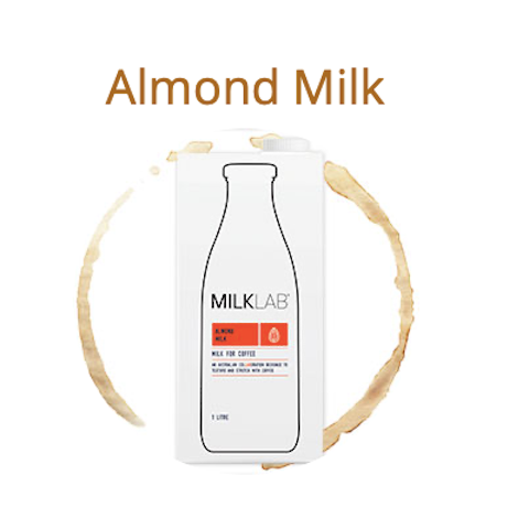 MILKLAB Almond Milk - 1L & Case (8)