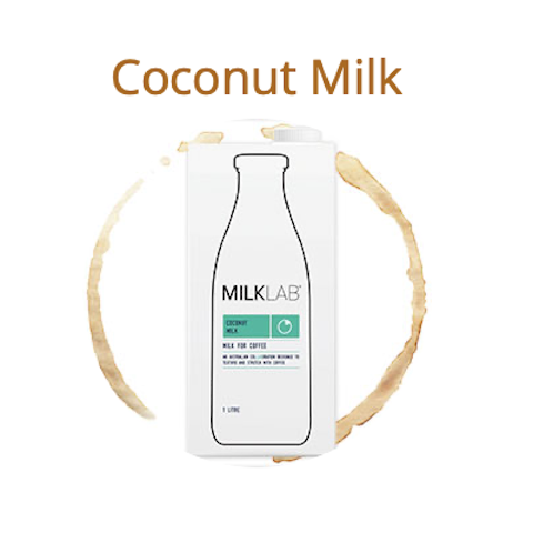 MILKLAB Coconut Milk - 1L & Case (8)