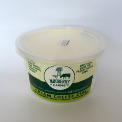 Mooberry Farms Cream Cheese 250g