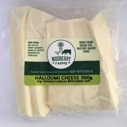 Mooberry Farms Halloumi Cheese