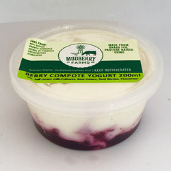 Mooberry Farms Mixed Berry Compote: 150ml, 350ml, 500ml & 1 ltr