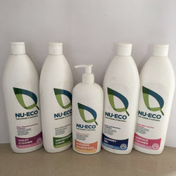 Nu-Eco Cleaning Hamper