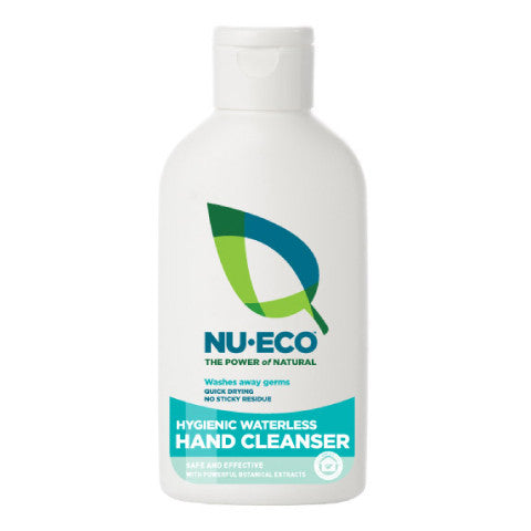 Nu-Eco Hygienic Waterless Hand Cleanser 100ml, 1L & 5L