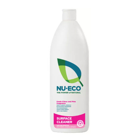 Nu-Eco Surface Cleaner: 750ml & 5 Litres
